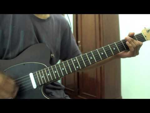 Terdalam - Andra and the Backbone Guitar Cover