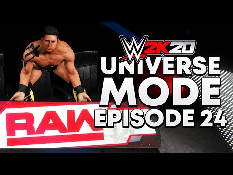 WWE 2K20 | Universe Mode - 'THE BRITISH ARE COMING!' | #24