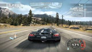 Need for Speed Hot Pursuit ~ Racer Gameplay ~ Seacrest Tour