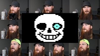Repeat youtube video Undertale - Megalovania Acapella