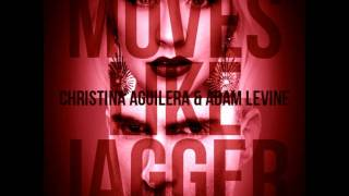 Maroon 5 feat. Christina Aguilera - Moves Like Jagger (Pheven Edit)
