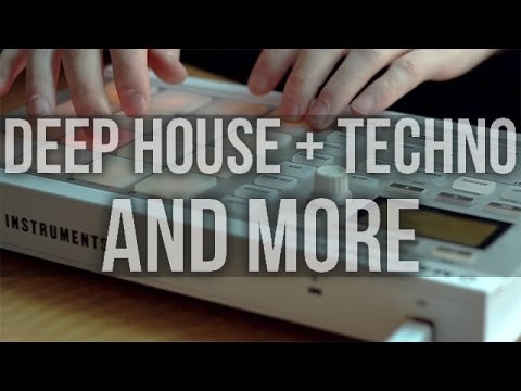 DEMO: Loopmasters - Naked Techno and Deep Tone Maschine Expansions
