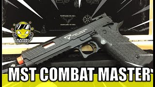 MST TTI COMBAT MASTER 2011 FINAL (Unboxing, Review and FPS Testing) - Blasters Mania