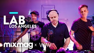 3D: DANNY HOWELLS b2b DAVE SEAMAN b2b DARREN EMERSON in The Lab LA
