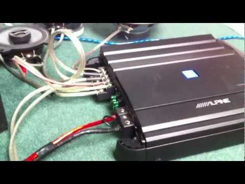 how to hook up car amp to stock radio How to install a car amp if you have a radio with a it is less likely than picking up noise through the rca cables connect the speaker wires to.