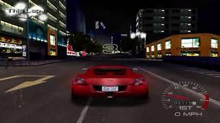 Metropolis Street Racer: Shibuya Challenge (Speedster)