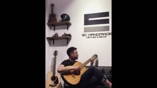 Con đường tình yêu - Guitar cover - Acoustic