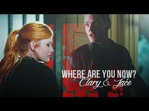 Clary & Jace ➰ Where are you now? [+1x06]