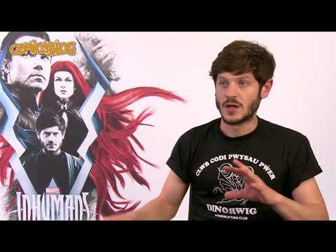 Inhumans : L'interview d'Iwan Rheon