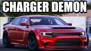 Widebody Charger Hellcat Redeye OR Widebody Dodge Charger Demon ?
