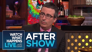 After Show: John Oliver's Pick For Funniest Housewife | WWHL