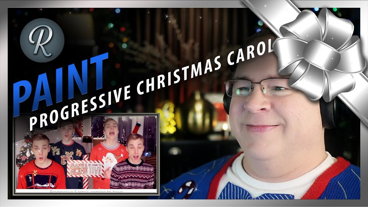 progressive christmas carols