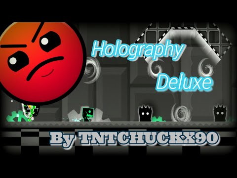 Geometry Dash (2.0) - Holography Deluxe By TNTCHUCKX90