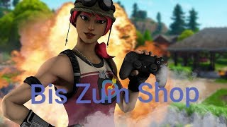 Fortnite Battle Royale (English) !!! Own clan compete!!! #AimZz !! To the Shop