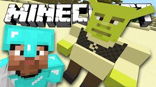 ШРЕК КРАФТ- Minecraft (Обзор Мода)
