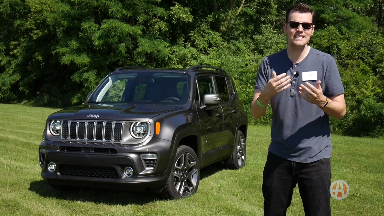 Jeep Renegade What S New For 2019 Autotrader Youtube