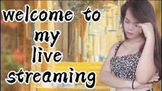 Download lagu Welcome to my live streaming