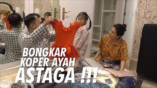 "Download lagu The Onsu Family - Bongkar Koper Ayah ""ASTAGA"""