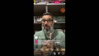 Alegrando-se na Quarentena - LIVE - Pr Pedro Cordeiro (Dia 5)