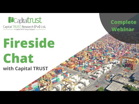 Fireside Chat with Capital TRUST  (Complete Webinar)