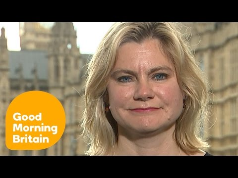 Justine Greening On Coming Out And The UK's Future After Brexit | Good Morning Britain