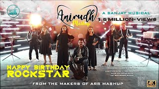 Anirudh Mashup - Official Video   A Sanjay Musical   Team Audio Factory   4K