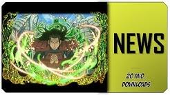 20 Mio. Downloads Leaks | Naruto Blazing DE