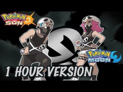 Team Skull Encounter Theme - 1 HOUR - Pokémon Sun & Moon OST