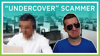 "Scammer Goes ""Undercover"" To Expose Refund Scam"