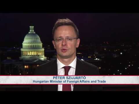 Hungarian Minister of Foreign Affairs & Trade Peter Szijjarto: The European Refugee Crisis