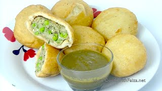 BREAD KACHORI *COOK WITH FAIZA*
