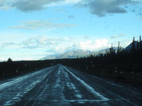Day 1 Fairbanks, Alaska To Haines Junction, Yukon, Canada July 28, 2015