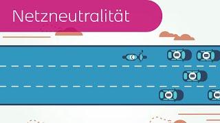 Netzneutralität in 2 Minuten erklärt