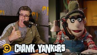 Adam Carolla Prank Calls a Health Food Store - Crank Yankers