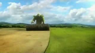 Hammer der Umwelt Riese genial gemacht ( energie strom wasser wind rwe)