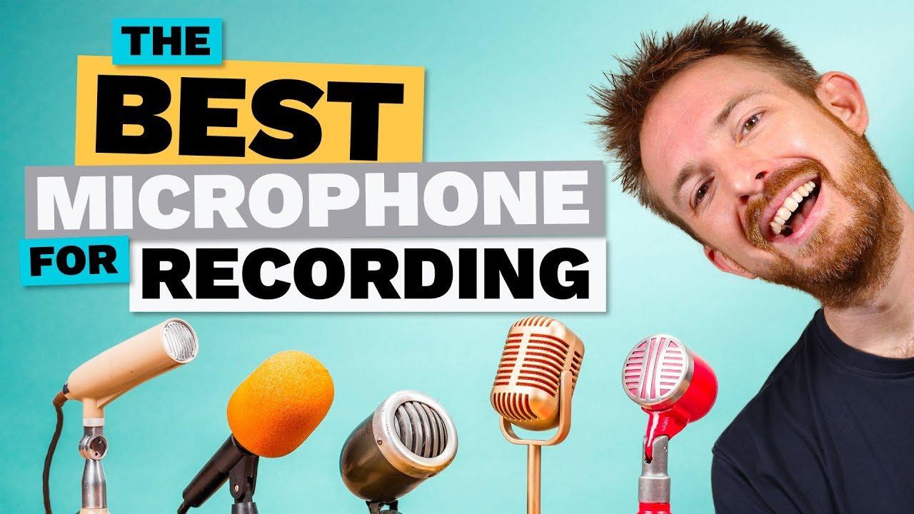 Good Room Mics For Live Recording Audio Technica At2020