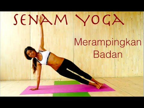 Gerakan Yoga Untuk Mengecilkan Perut Buncit