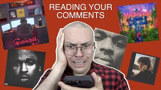 Reading Your Comments: KSI, Tones and I, Vince Staples, Pop Smoke, Clairo
