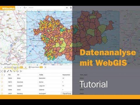 WebGIS-Tutorial zu Datenanalyse: Beispiel Performance und Potenzialanalyse mit WIGeoWeb thumbnail