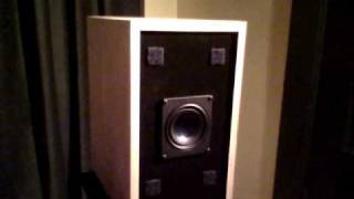 Point Source A3 Audiophile Speakers (2 of 3) High Fidelity Recording