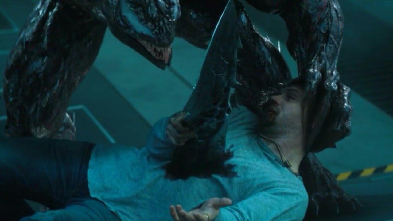 Venom Vs Riot (Luta Final) Parte. [2/2] Venom (2018) Dublado HD