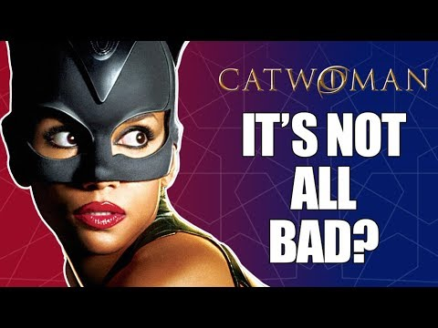 CATWOMAN MOVIE REVIEW - Double Toasted