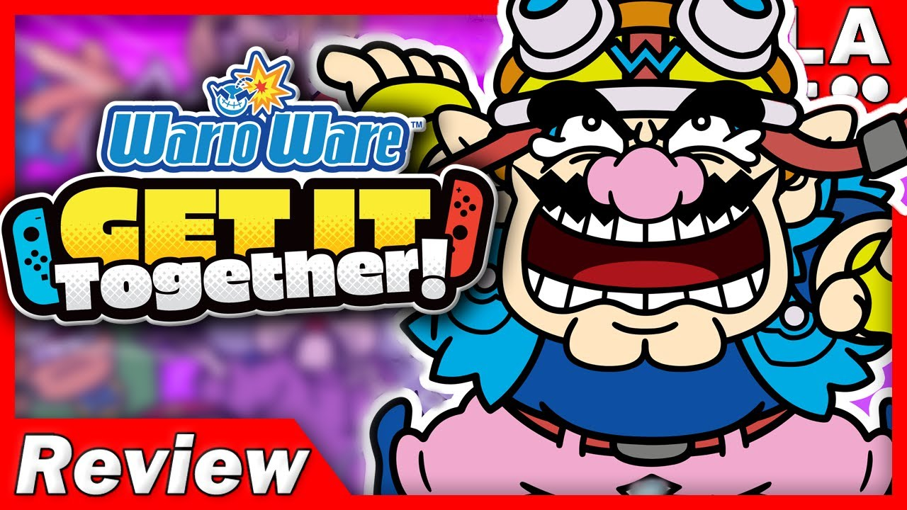 WarioWare: Get It Together! Review - (Nintendo Switch) (Video Game Video Review)
