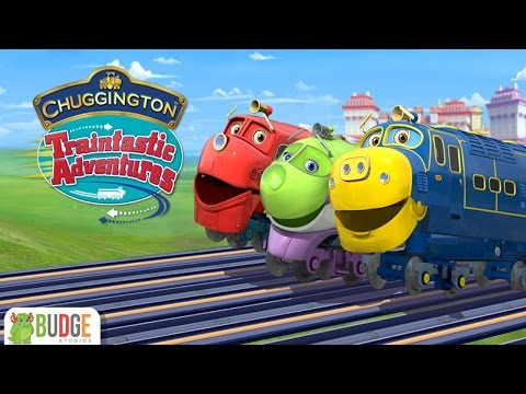 Chuggington Traintastic Adventures Free - Train Game for Kids (Budge Studios) - Best App For Kids