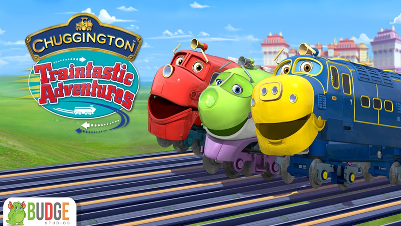 Chuggington traintastic adventures a train set game for kids in.