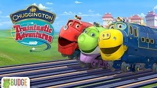 Chuggington Traintastic Adventures Free - Train Game for Kids (Budge Studios) - Best App For Kids