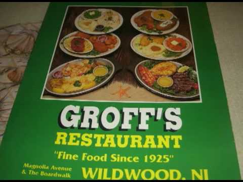 CarlaKnows Restaurants - Groff's in Wildwood, NJ