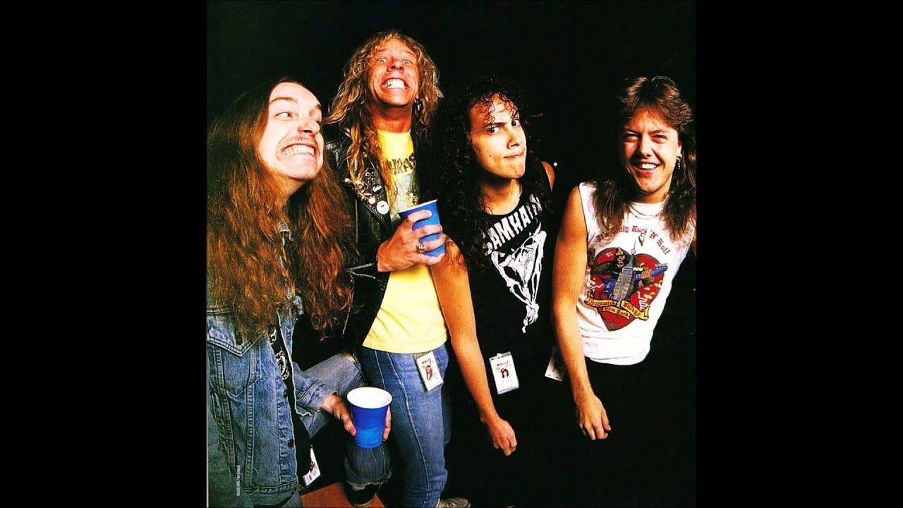 Metallica 1983 12 15 Broadway Jacks Chicago, Illinois Setlist 2 HD [Full  show]