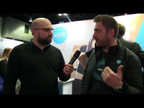 Accountex North 2018: Tom Herbert interviews Damon Anderson from Xero
