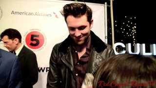 Christian Madsen at TheWrap com 39 s 5th Annual Pre Oscar Event Oscars cmadsen8 Divergent
